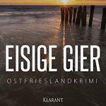 Cover Ostfriesenkrimi Eisige Gier