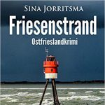 Cover Ostfriesenkrimi Friesenstrand