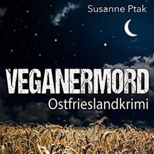 Cover Ostfriesenkrimi Veganermord
