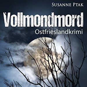 Cover Ostfrieslandkrimi Vollmondmord