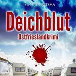 Deichblut Ostfriesenkrimi Cover