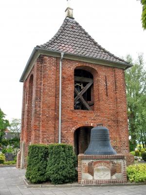 Deichkirche von Carolinensiel
