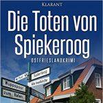 Die Toten von Spiekeroog Ostfrieslandkrimi Cover