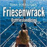 Friesenwrack Ostfrieslandkrimi Cover