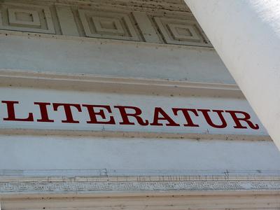 Bild zum Thema Literatur
