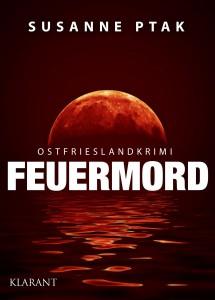 Cover des E-Books Feuermord