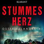 Cover zum Ostfriesenkrimi Stummes Herz von Ele Wolff