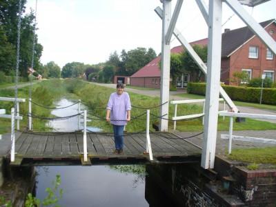 Susanne Ptak in Ostfriesland