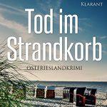 Cover Ostfriesenkrimi Tod im Strandkorb