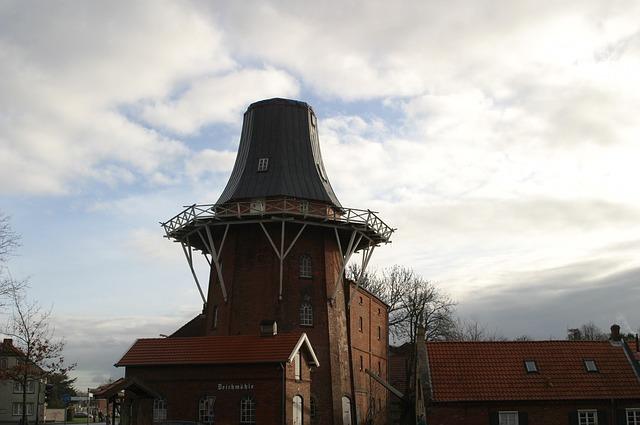 Mühle in Norddeich_318871_CC0