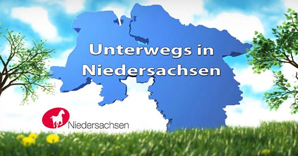 Logo Unterwegs in Niedersachsen