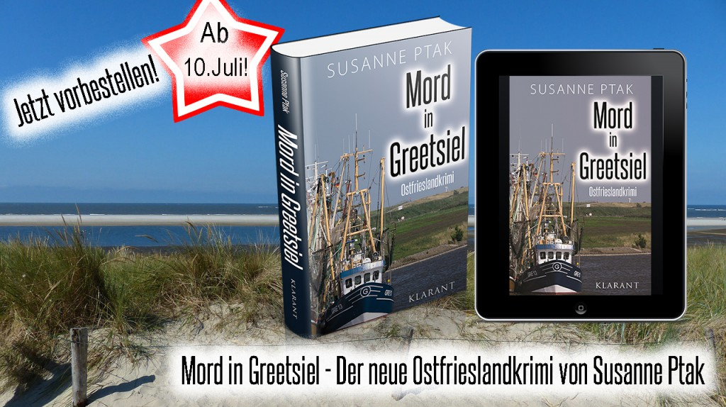 Banner Mord in Greetsiel