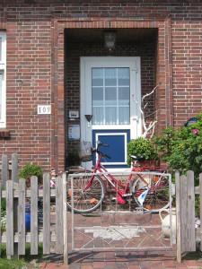 Haus Nummer 109 in Baltrum