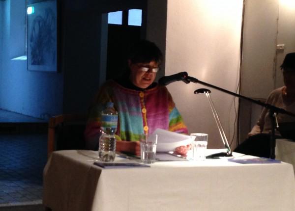 Susanne Ptak liest aus Ostfriesenkrimi