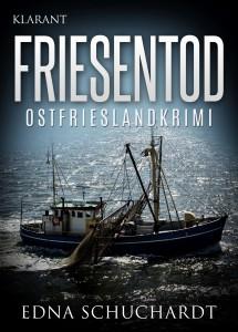 Cover Ostfrieslandkrimi Friesentod
