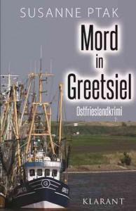 Cover des Ostfriesenkrimis Mord in Greetsiel
