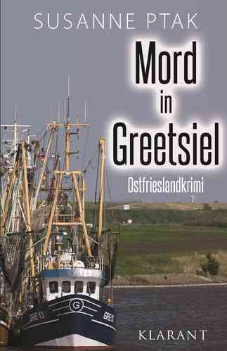 Cover Ostfrieslandkrimi Mord  in Greetsiel