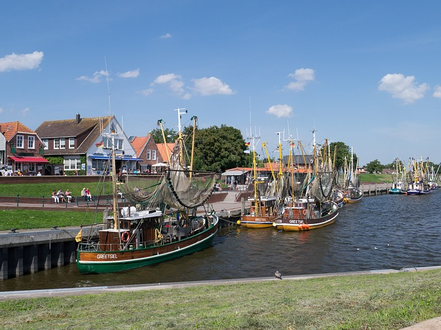 Greetsiel Impression