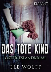 "Cover Ostfrieslandkrimi ""Das tote Kind"""