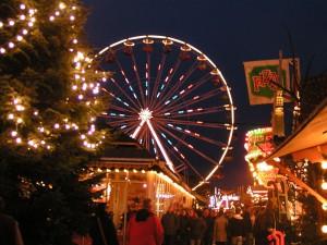 Der Auricher Weihnachtsmarkt