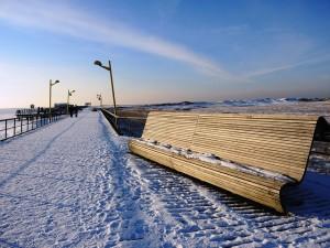 Nordsee Bank Winter