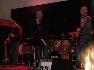 Auftritt der Band Veerkant in Leer