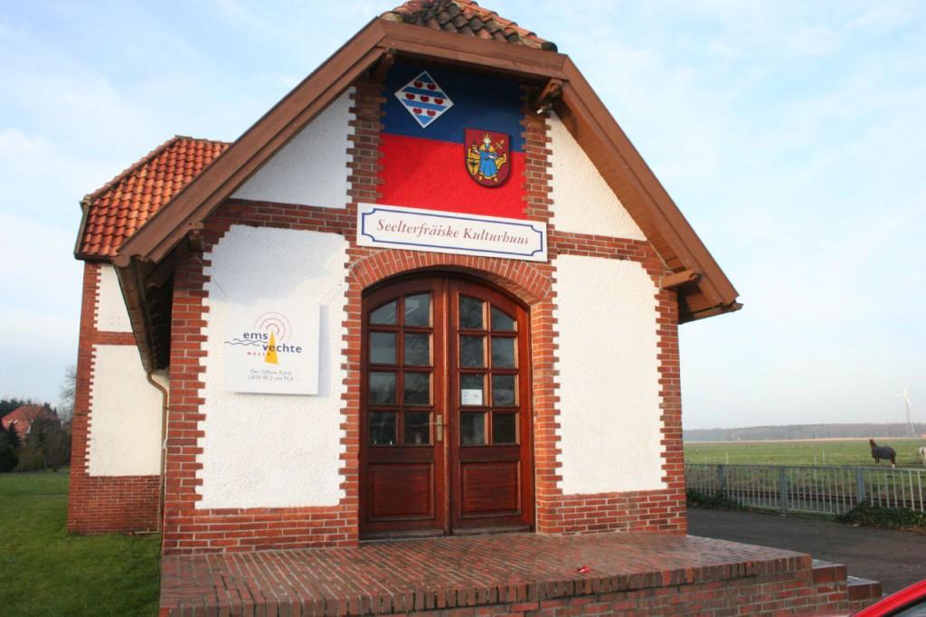 Das Saterfriesische Kulturhaus