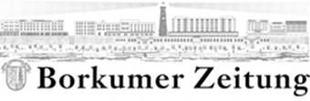 Logo der Borkumer Zeitung