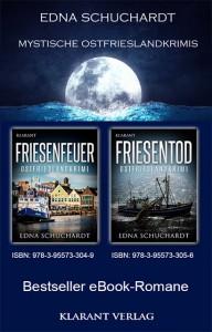 Ostfrieslandkrimis Friesenfeuer und Friesentod