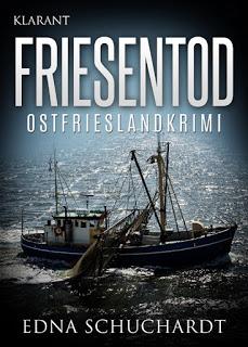 Cover zum Ostfriesenkrimi Friesentod von Edna Schuchardt