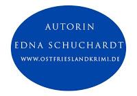 Banner zur Ostfriesenkrimi Autorin Edna Schuchardt