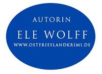 Banner zur Ostfriesenkrimi Autorin Ele Wolff