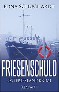 E-Book Ostfriesenkrimi Friesenschuld von Edna Schuchardt
