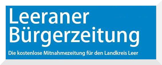 Leeraner Bürgerzeitung Logo