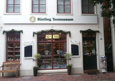 Bünting Teemuseum Leer