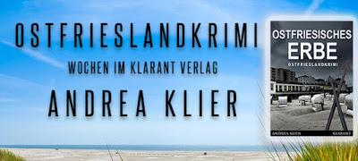 Banner Ostfriesenkrimi Andrea Klier
