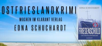 Banner Ostfrieslandkrimiwochen Edna Schuchardt