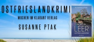 Ostfriesenkrimi Mord in Leer von Susanne Ptak