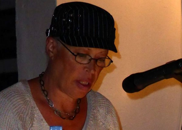 Autorin Edna Schuchardt