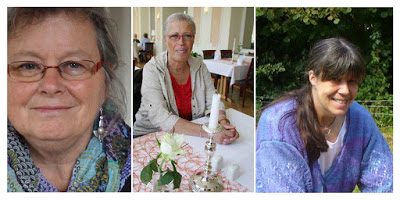 Ostfriesenkrimi Autorinnen Ele Wolff, Edna Schuchardt und Susanne Ptak