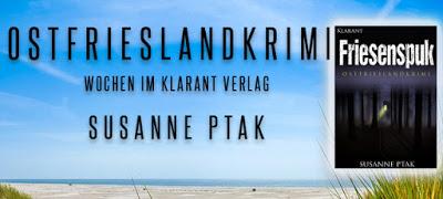 Banner Ostfrieslandkrimi Friesenspuk