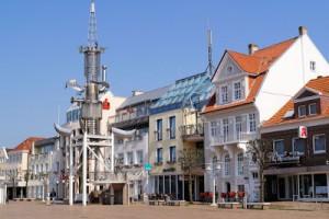 Aurich Schauplatz des Ostfrieslandkrimis von Elke Nansen