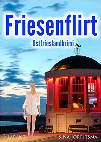 Cover Ostfriesenkrimi Friesenflirt