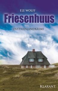 Cover Ostfriesenkrimi Friesenhuus