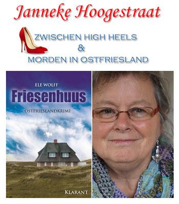 Janneke Hoogestraat Ostfriesenkrimi Friesenhuus