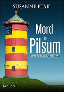 Cover Ostfriesenkrimi Mord in Pilsum