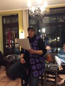 Susanne Ptak liest
