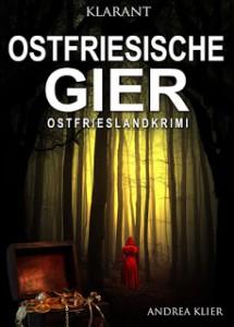 Cover Ostfriesenkrimi Ostfriesische Gier