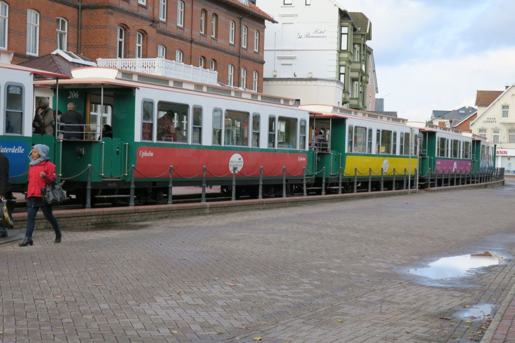 Kleinbahn Borkum