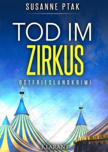 Cover Ostfriesenkrimi Tod im Zirkus